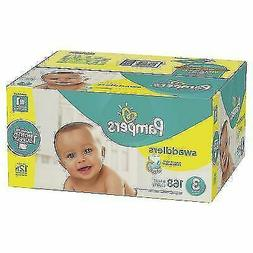 Pampers Swaddlers Size 3 Disposable Baby Diaper 168 Pieces