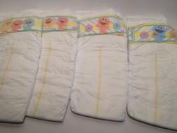 Pampers Swaddlers Size 7 4 Diaper Diapers Sample Pack