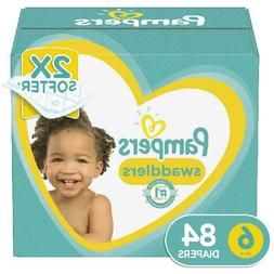 Pampers Swaddlers Soft and Absorbent Diapers,