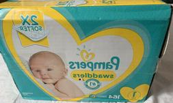 swaddlers soft and absorbent newborn diapers size