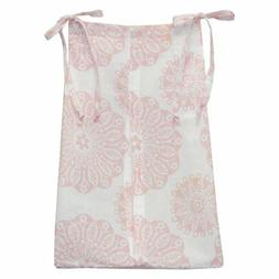 Sweet & Simple Pink Diaper Stacker by Cotton Tale Designs