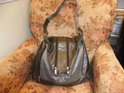 Lassig Tender V Bag Diaper Baby Bag Eco Friendy, Mud Brown &
