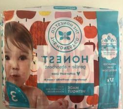 The Honest Company Honest Baby Diapers size 3,  16-28 Pounds