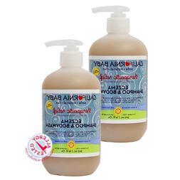 therapeutic relief eczema bodywash