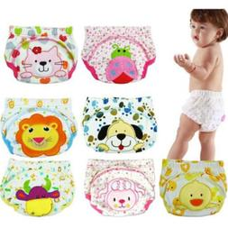 Toilet Pee Potty Training Pant Diaper Underwear Baby suit Fo