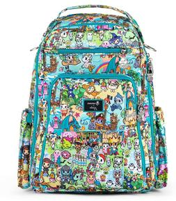 Ju Ju Be Tokidoki X Be Right Back Fantasy Paradise Backpack