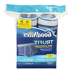 Goodnites Trufit Real Underwear for Boys, Starter Pack Size