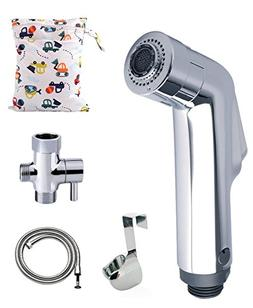 BabyMojos Two Spray Mode Cloth Diaper Sprayer Kit Plus a Bon