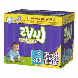 Luvs Ultra LeakGuard Diapers, Size 2  228 ct.