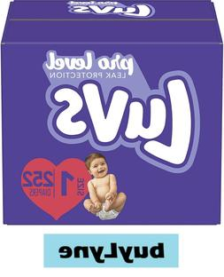 Luvs Ultra Leakguards Diapers - Size 1  **buyLyne**