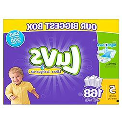 Luvs Ultra Leakguards Diapers, Size 5 140 Count  27 lbs.