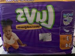 ultra leakguards diapers with night lock size