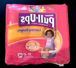ULTRA RARE Vintage 2008 Huggies Princess Pull Ups Diapers 3T