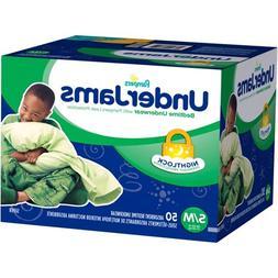 Pampers UnderJams Boys' Bedtime Underwear, Super Pack,
