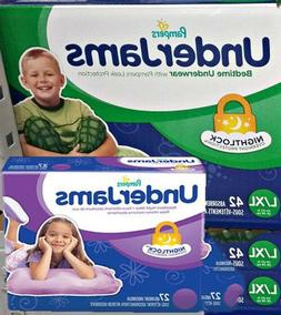 Pampers Underjams Boys, Girls Size L/XL, S/M NO TAX!!! CHEAP