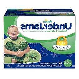 Pampers Underjams for Boys, L/xl, Size 8 , 40 Ct.
