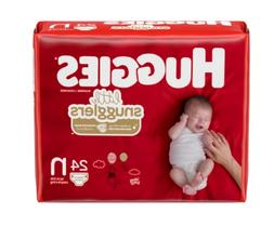 Huggies Unisex Baby Diaper for Little Snugglers Newborn Disp