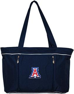 University of Arizona Diaper Bag with Changing Pad