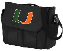 University of Miami UM Diaper Bag Official NCAA Logo BEST Sh