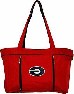 University of Georgia Bulldogs Diaper Bag with Changing Pad