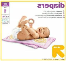 Up&Up Diapers Size 1: 8-14lbs, 192 Count, FAST USA SHIPPING