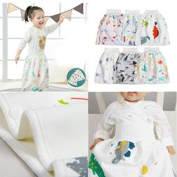 US Waterproof Cotton Training Pants Cloth Diaper Skirts Baby