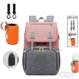Diaper Bag Backpack Large Capacity Baby Nursing Bags Multifu