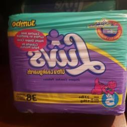 Vintage luvs diapers Ultra Leakguards