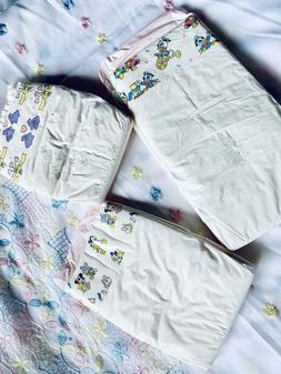 Vintage Disposable Pampers Baby Diapers