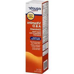 Equate Vitamin A & D Baby Diaper Rash Ointment & Skin Protec