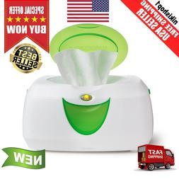 Munchkin Warm Glow Wipe Warmer Baby Diaper Diapering Wipes W