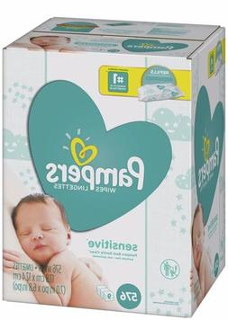 Water-Based Baby Diaper Wipes, 9 Packs-Hypoallergenic and Un