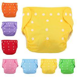 Waterproof Baby Boys Girls Training Pants Cloth Diaper Nappy