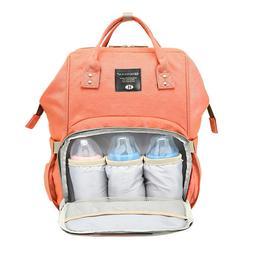 Waterproof Baby Diaper Nappy Bag Mommy Stroller Bags Backpac