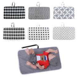 Waterproof Diaper Changing Pad Baby Portable Changing Statio