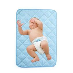 Fairy Baby Diaper Changing Table Pad Liner Waterproof Sheet