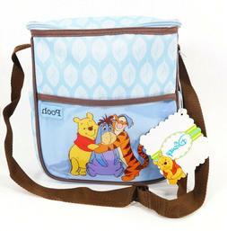 Disneys Winnie-the-Pooh Mini Diaper Bag, Pink