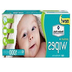 Member's Mark Premium Baby Wipes, 1000 ct.