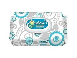 Cuties Premium Baby Wipes, Unscented Sensitive, 432 ct
