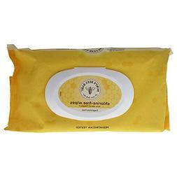 Burt's Bees Baby Chlorine-Free Wipes 72 ea